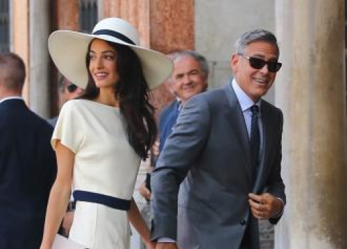 George Clooney doesn't want children?
