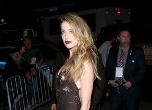 Amber Heard Blasts Australian Agriculture Minister A 'Rogue Thug' For Dog Furore