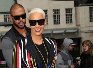 "Amber Rose Opens Up On Ex Wiz Khalifa ""He's The Love Of My Life"""