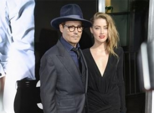 Amber Heard 'excites' Johnny Depp