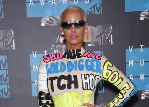 Amber Rose Forgives Kanye West, Wiz Khalifa