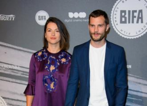 Jamie Dornan Could Have More Children - If His Wife Says So