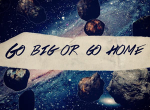 American Authors - Go Big Or Go Home [Lyric] Video
