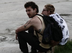 Shia Labeouf Got 12 Tattoos While Making American Honey