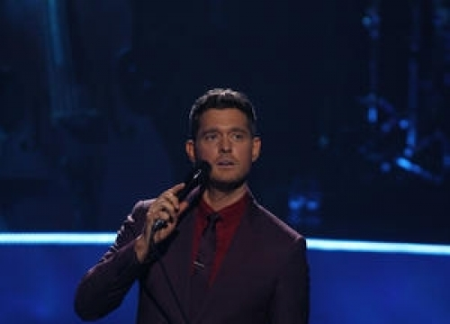 Michael Bublé Continues Reign As King Of Covers With New Release 'Nobody But Me'