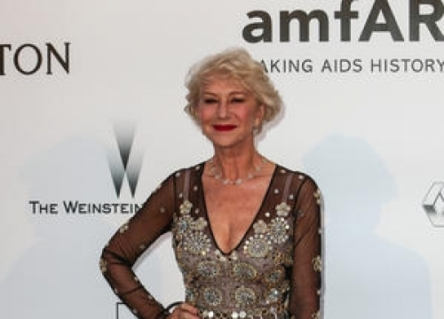 Helen Mirren Urges U.s. Citizens To Vote