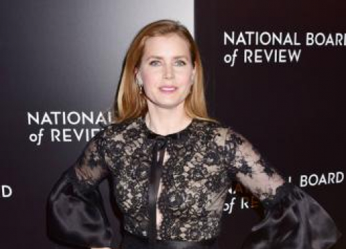 Amy Adams: Most Women Have Experienced Harassment