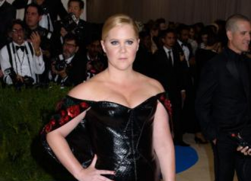Amy Schumer For Boxing Biopic