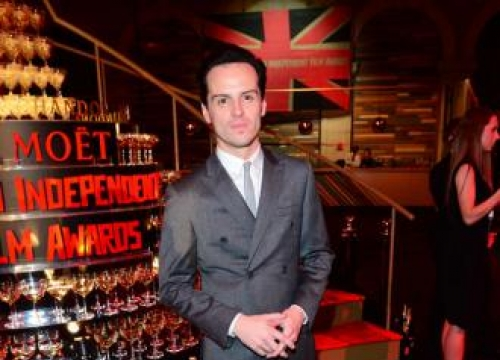 Andrew Scott Has 'Lovely Suits And Nice Desk' In Spectre