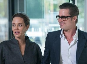 Angelina Jolie And Brad Pitt Have Tea At The Palace With William And Kate