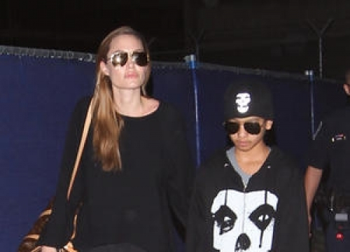 Angelina Jolie Took On Cambodian Biopic For Her Son