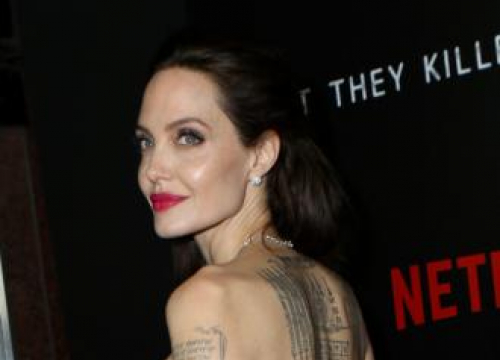 Angelina Jolie's Kids Don't Want To Be Actors