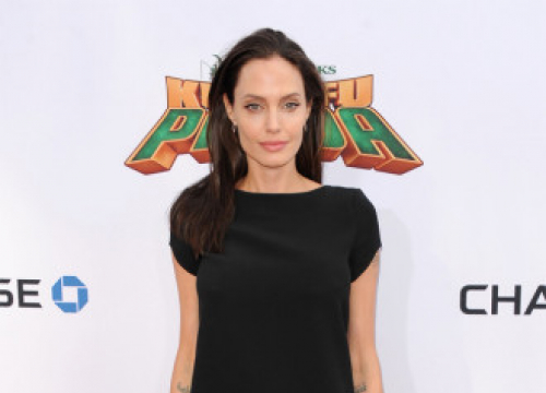 Angelina Jolie So Excited For Chloe Zhao's Marvel Debut