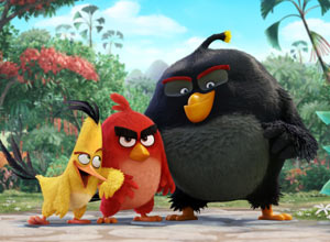 Angry Birds Trailer