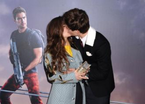 Ansel Elgort And Violetta Komyshan Bonded Over Starbucks