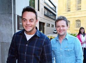 Ant And Dec Doubled The Chance Of Winning Prize For Entertainment Programme At The NTAs