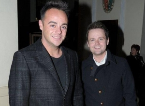 Ant and Dec Make £23,000 Per Day. Just Think About That.