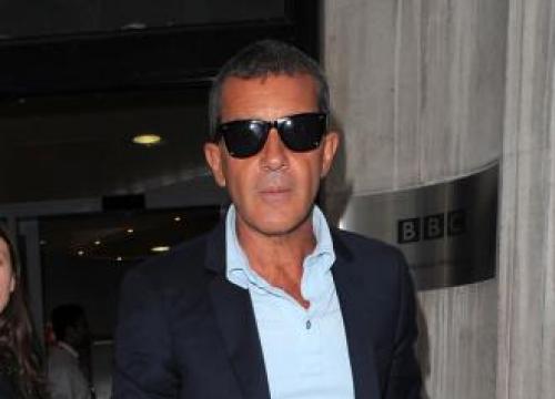 Antonio Banderas: 'My Heart Attack Wasn't Serious'