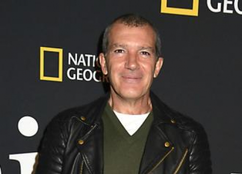 Antonio Banderas: I Called Salma Hayek Straight After Weinstein Story Broke