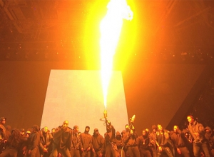 Kanye West - All Day (Live At The 2015 BRIT Awards) (Explicit) Video