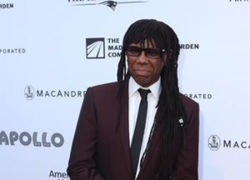 Nile Rodgers Launching Music Festival