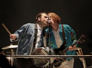 Arcade Fire, William Butler and Richard Reed Parry
