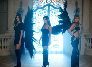 Ariana Grande, Miley Cyrus, Lana Del Rey - Don't Call Me Angel (Charlie's Angels) Video