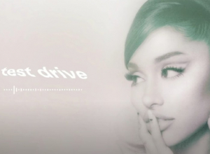 Ariana Grande - test drive Audio