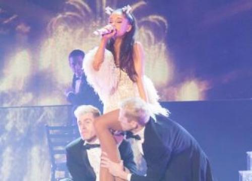 Ariana Grande pens new track about 'cute' date
