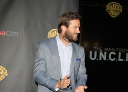 Armie Hammer Enjoyed Life Of Luxury Onset With Guy Ritchie