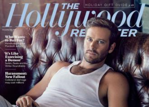 Armie Hammer's Career Fear Over Injury