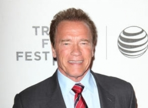 Arnie Hypes Up The Next 'Conan' Film