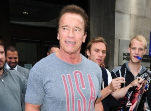 Arnold Schwarzenegger: Terminator Genisys Doesn't Need James Cameron