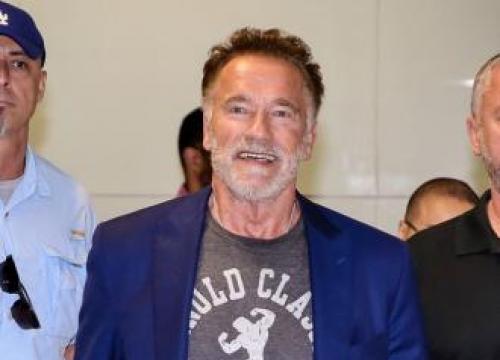 Arnold Schwarzenegger Is '99 Per Cent Vegan'