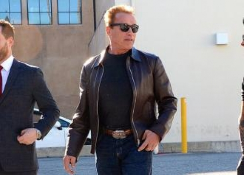 Arnold Schwarzenegger Wouldn't Change The Past