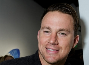 Off the Clock, Channing Tatum Takes the Stage at Las Vegas Variety Show
