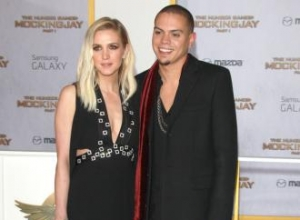 Evan Ross' 'interesting' androgynous clothing line