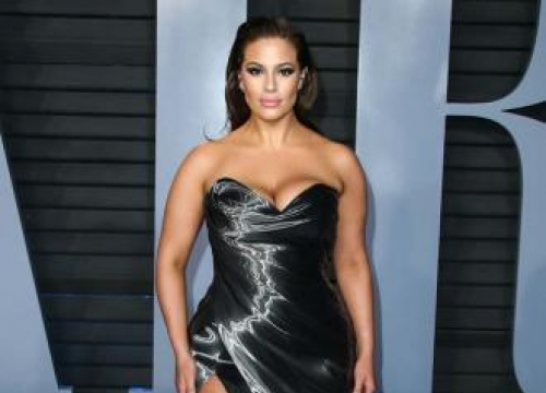 Ashley Graham Wants To Inspire With Imperfections