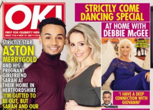 Aston Merrygold Made Love Move In Secret