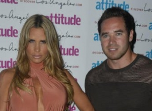 Katie Price Reckons She And Peter Andre Are 'Like Brad And Angelina'