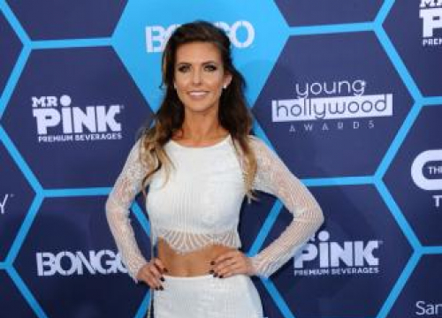 Audrina Patridge Leaning On Family