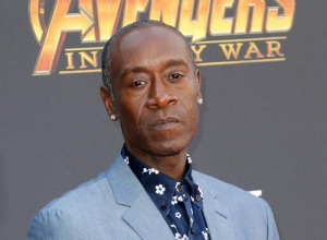 Don Cheadle's Freestyle 'Avengers' Rap Is Everything
