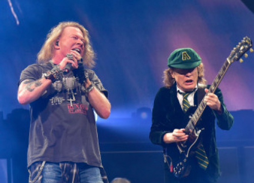Angus Young Confirms Axl Rose Didn't Write Any New Music With Ac/dc