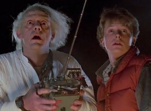 Back to the Future Part II (1989) - Clips Trailer