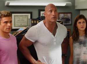 'Baywatch' First Trailer Includes C.J.'s Slow-Motion Run