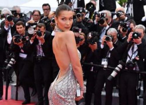 Bella Hadid Praises Designer Virgil Abloh After His Fashion Show Debut