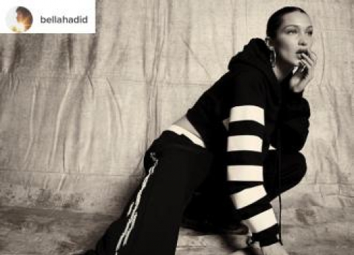 Bella Hadid Believes Her Chrome Hearts Collection Is 'Way Too Crazy'