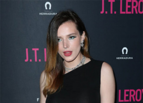 Bella Thorne And Benjamin Mascolo To Star In Time Is Up