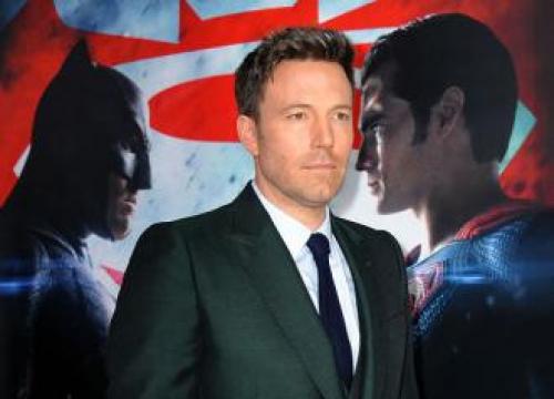 Ben Affleck Taking His Time On The Batman Script