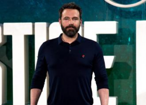 Ben Affleck Taking Things Day By Day